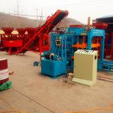 الصين متوسطة القدرة الهيدروليكية التلقائي الطوب كتلة ماكينة