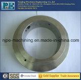 Aluminium Aangepaste CNC die de Delen van Machines machinaal bewerkt