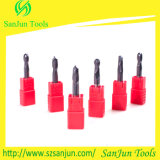 탄화물 Milling Cutter 55HRC Carbide Tools