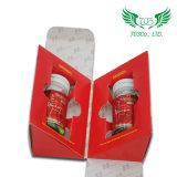 Les capsules de régime normales maximum rouges intenses au poids de perte