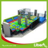 Indoor de confiança Trampoline Park Supplier em China