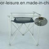 Aluminium-faltender/kampierender Tisch (mit Patent)