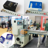 Automatique-Compte de la machine à emballer Pocket de papier de soie de soie