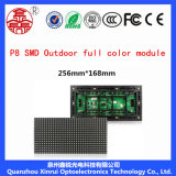 Módulo ao ar livre do indicador de diodo emissor de luz da cor P8 cheia