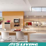 ダイニングテーブル(AIS-K413)が付いている現代カスタマイズされた食器棚