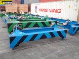 20 Fuß halbautomatischer mechanischer Behälter-anhebender Spreizer-