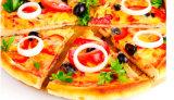 Контейнер алюминиевой фольги для пиццы выпечки