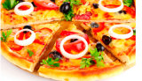 Aluminiumfolie-Behälter für Backen-Pizza
