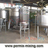 Sistema de emulsão do vácuo (série do PVC, PVC-100) para a maionese, ketchup, molho
