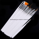 15PCS Nail Art Decoration Brush Set Tools Professional Painting Pen