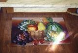 Eco 책상 매트 식탁용 접시받침 고무 물자