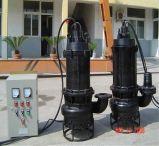 Machine submersible centrifuge de pompe à eau d'égout de l'eau marine de débit de levage