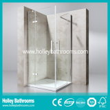 Portes de porte de Hinger doubles vendant la pièce jointe simple de douche (SE706c)