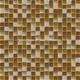 경이로운 Color Ceramic & Aluminum Alloy를 가진 Glass Wall Mosaic