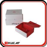 Impresión de encargo cuatro colores plana abierta regalo plegable caja de empaquetado Magnética