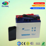 TLC AdoptedのOliter Deep Cycle 12V 17ah Gel Storage Battery