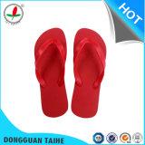 Sole di gomma con il PVC Strap Flip Flops