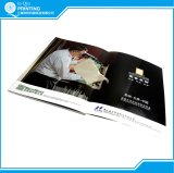 Farben-Broschüre-Katalog-Zeitschriften-Blättchen-Broschüren gedruckt