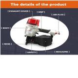 Пушка ногтя катушки паллета инструментов Cn80 промышленного качества пневматическая