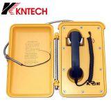 Telefone impermeável ao ar livre Emergency do serviço especial do telefone do interfone de Kntech Knsp-03