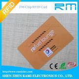A amostra sem contato do cartão 125kHz do cartão lustroso CI da identificação RFID livra