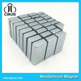 Aimant permanent intense de bore de fer de néodyme de N35 N42 N48 N50 N52