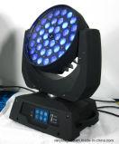 Lumière principale mobile 36X10W DEL de zoom léger de l'étape
