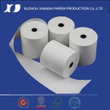 Papel termal del rodillo del papel de transferencia del papel termal de la alta calidad 80*80 para la caja registradora