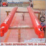 Подгонянный гидровлический цилиндр для специального оборудования