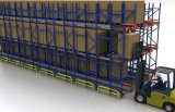 Pallet Racking System에 있는 창고 Drive
