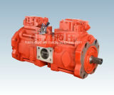 K3V140 Hydraulikhauptpumpe, Japan Kolbenpumpe für Doosan / Hyundai / Sany Bagger
