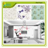 Papéis de parede interior de alta qualidade para decoração de interiores para impressão (RJPB101)