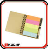 Notepad promotionnel de collant