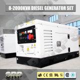 50Hz de Geluiddichte Diesel die 20kVA Reeks van de Generator door Perkins wordt aangedreven (SDG20PS)