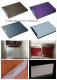 Самомоднейшей почищенная щеткой тягой ручка двери оборудования мебели алюминиевая