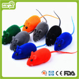 Giocattolo affollato del gatto del mouse del fischio (HN-PT593)