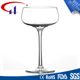 Champagne di cristallo senza piombo Stemware di vetro (CHG8086)