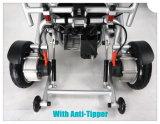 Портативная электрическая кресло-коляска малюсенькие 4 для перемещения