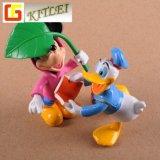 Figura plástica figura da venda quente dos desenhos animados