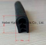 U 채널 PVC 문틀을%s 방풍 물개 지구