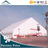 Durable AluminiumのカスタマイズされたTemporary Sport Canopy Tennis Curved Tent