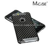 Nueva caja del teléfono móvil de la fibra del carbón de Mcase de los productos que tiende para el iPhone 7