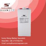 Usage et type scellé batterie solaire d'UPS d'Opzv de gel de 2V 600ah