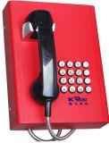 De muur zette Openbare Telefoon knzd-27 de OpenluchtopTelefoon van het SLOKJE van de Telefoon van VoIP van de Telefoon van de Noodsituatie