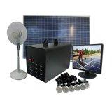 Sistema Home solar India Paquistão Dubai África dos jogos da proteção da descarga