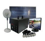 Система Индия Пакистан Дубай Африка наборов предохранения от разрядки солнечная домашняя