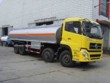 Petroleiro resistente do combustível de Kingland 8*4 do caminhão de Dongfeng (EQ5311GJYT)