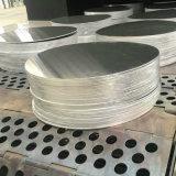 Embutición profunda Círculo de aluminio 3003 para ollas de acero inoxidable placas de fondo
