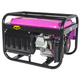 2kw Generator com Petrol Engine Gasoline Generator 4 Stroke Ohv Air Cooled Highquality Withfour Stage Ohv Aic Cooled Engine