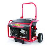 línea generador de 7kw Eco de la gasolina con el arranque eléctrico